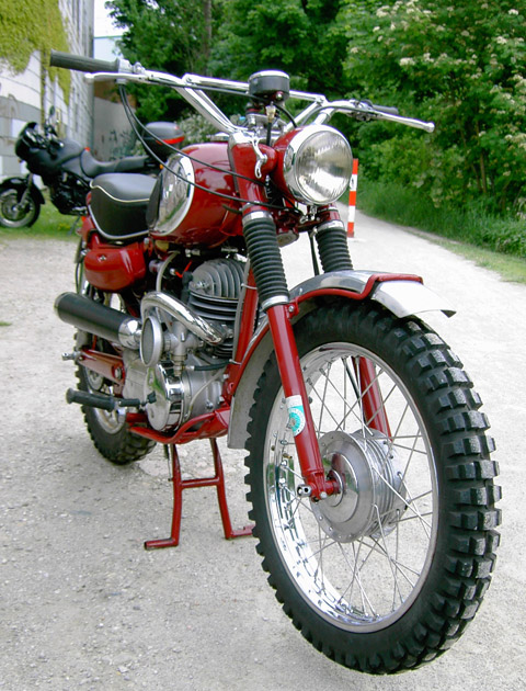 Ducati Offroad